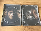 PLANET OF THE APES 1 - 3 Steelbook™ Collection Limited Collector's Edition + Gift Steelbook's™ foil
