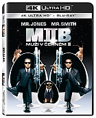 Men in Black II 4K Ultra HD (2 Blu-ray)