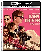 BABY DRIVER 4K Ultra HD (2 Blu-ray)
