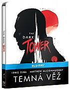 THE DARK TOWER Steelbook™ Limited Collector's Edition + Gift Steelbook's™ foil (Blu-ray)