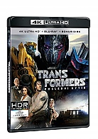 Transformers: The Last Knight 4K Ultra HD (3 Blu-ray)