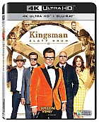 Kingsman: The Golden Circle 4K Ultra HD (2 Blu-ray)
