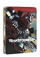 Transformers: The Last Knight 3D + 2D Steelbook™ Limited Collector's Edition + Gift Steelbook's™ foil (Blu-ray 3D + 2 Blu-ray)