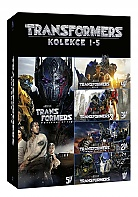 TRANSFORMERS 1 - 5 Collection (5 DVD)