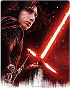 STAR WARS: Episode VIII - The Last Jedi 3D + 2D Steelbook™ Limited Collector's Edition + Gift Steelbook's™ foil