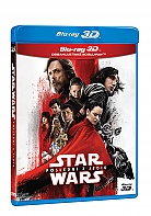 STAR WARS: Episode VIII - The Last Jedi  3D + 2D (Blu-ray 3D + 2 Blu-ray)