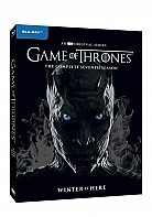 Game of Thrones: The Complete Seventh Season Collection Digipack Limited Collector's Edition (3 Blu-ray)
