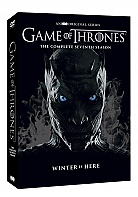 Game of Thrones: The Complete Seventh Season Collection Digipack Limited Collector's Edition (4 DVD)