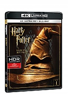 HARRY POTTER AND PHILOSOPHER´S STONE (4K Ultra HD + Blu-ray)