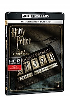 Harry Potter and the Prisoner of Azkaban (4K Ultra HD + Blu-ray)