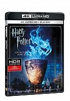 Harry Potter and the Goblet of Fire (4K Ultra HD + Blu-ray)
