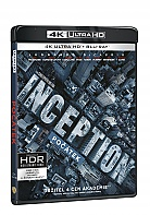 INCEPTION (4K Ultra HD + 2 Blu-ray)