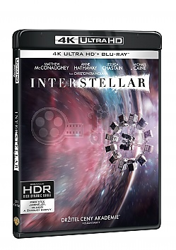 Interstellar  4K Ultra HD
