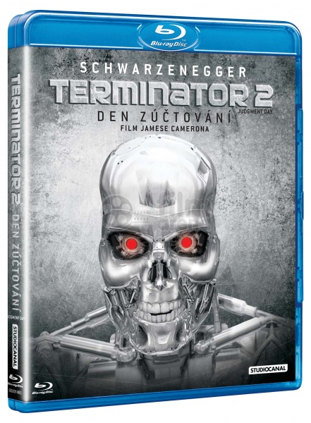 Terminator 2 Judgment Day Remastered Edition Blu Ray