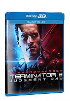 Terminator 2: Judgment Day 3D + 2D (Blu-ray 3D + Blu-ray)