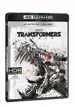 Transformers: Age of Extinction 4K Ultra HD