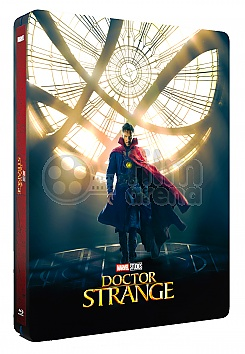 DOCTOR STRANGE + Lenticular Magnet 3D (New Visual) 3D + 2D Steelbook™ Limited Collector's Edition