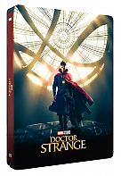 DOCTOR STRANGE + Lenticular Magnet 3D (New Visual) 3D + 2D Steelbook™ Limited Collector's Edition (Blu-ray 3D + Blu-ray)