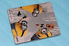 FAC #86 MINIONS FullSlip + Lenticular Magnet WEA Exclusive 3D + 2D Steelbook™ Limited Collector's Edition - numbered
