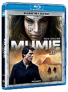 The Mummy (2017) 3D + 2D (Blu-ray 3D + Blu-ray)