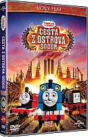 THOMAS&FRIENDS: JOURMEY BEYOND SODOR (DVD)