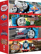 THOMAS AND FRIENDS Collection (4 DVD)