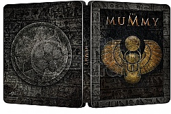 The Mummy  4K Ultra HD Steelbook™ Limited Collector's Edition + Gift Steelbook's™ foil