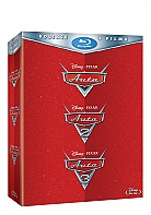 Cars 1 - 3 Collection (3 Blu-ray)