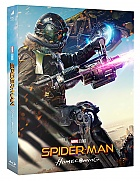 FAC #89 SPIDER-MAN: Homecoming + Lenticular magnet EDITION #1 WEA Exclusive 3D + 2D Steelbook™ Limited Collector's Edition - numbered (Blu-ray 3D + Blu-ray)