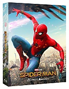 FAC #89 SPIDER-MAN: Homecoming LENTICULAR 3D FULLSLIP EDITION #2 WEA Exclusive 3D + 2D Steelbook™ Limited Collector's Edition - numbered (Blu-ray 3D + Blu-ray)