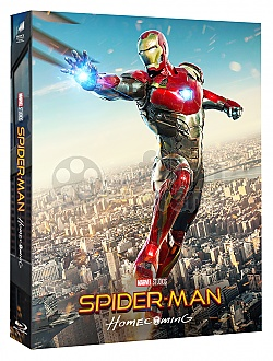 FAC #89 SPIDER-MAN: Homecoming EDITION #3 WEA Exclusive 3D + 2D Steelbook™ Limited Collector's Edition - numbered