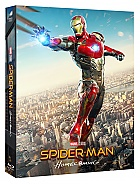 FAC #89 SPIDER-MAN: Homecoming EDITION #3 WEA Exclusive 4K Ultra HD 3D + 2D Steelbook™ Limited Collector's Edition - numbered (Blu-ray 3D + 2 Blu-ray)