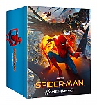 FAC #89 SPIDER-MAN: Homecoming MANIACS Collector's BOX (featuring E1 + E2 + E3 + E5B) EDITION #4 WEA Exclusive 4K Ultra HD 3D + 2D Steelbook™ Limited Collector's Edition - numbered (4 Blu-ray 3D + 5 Blu-ray)