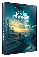 FAC #99 MAZE RUNNER: The Death Cure LENTICULAR 3D FULLSLIP XL Steelbook™ Limited Collector's Edition - numbered (Blu-ray)