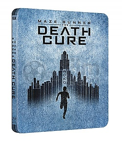 MAZE RUNNER: The Death Cure Steelbook™ Limited Collector's Edition