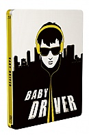 BABY DRIVER 4K Ultra HD Steelbook™ Limited Collector's Edition + CD Soundtrack (3 Blu-ray + CD)