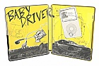 BABY DRIVER 4K Ultra HD Steelbook™ Limited Collector's Edition + CD Soundtrack