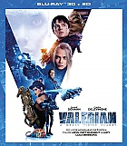 Valerian and the City of a Thousand Planets 3D + 2D
