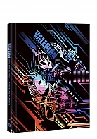 Valerian and the City of a Thousand Planets 3D + 2D MediaBook Limited Collector's Edition (Blu-ray 3D + Blu-ray)
