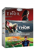 THOR 1 - 3 Collection (3 Blu-ray)