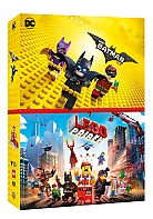 The Lego Batman Movie + The Lego Movie Collection (2 DVD)