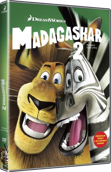 Madagascar: Escape 2 Africa (BIG FACE) (DVD)