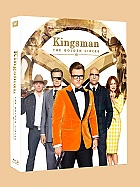 FAC #93 KINGSMAN: The Golden Circle FULLSLIP + LENTICULAR 3D MAGNET Steelbook™ Limited Collector's Edition - numbered (Blu-ray)