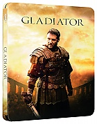 GLADIATOR 4K Ultra HD Steelbook™ Limited Collector's Edition + Gift Steelbook's™ foil (2 Blu-ray)
