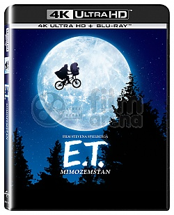 E.T.: The Extra - Terrestrial 4K Ultra HD