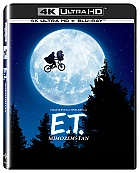 E.T.: The Extra - Terrestrial 4K Ultra HD (2 Blu-ray)