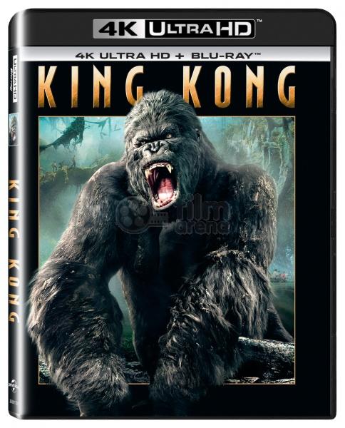King Kong 4K Ultra HD (2 Blu-ray)