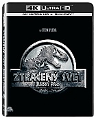 The Lost World: Jurassic Park 4K Ultra HD (2 Blu-ray)