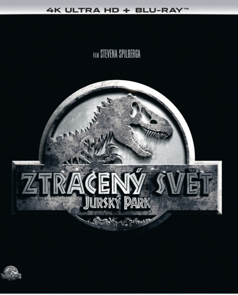 The Lost World Jurassic Park 4k Ultra Hd Blu Ray