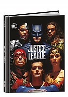 JUSTICE LEAGUE 3D + 2D DigiBook (Blu-ray 3D + Blu-ray)